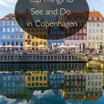 Principais coisas para ver e fazer em Copenhague, Dinamarca