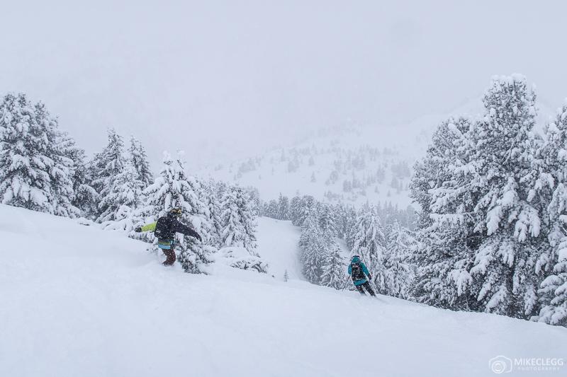 Esqui e snowboard em Obertauern