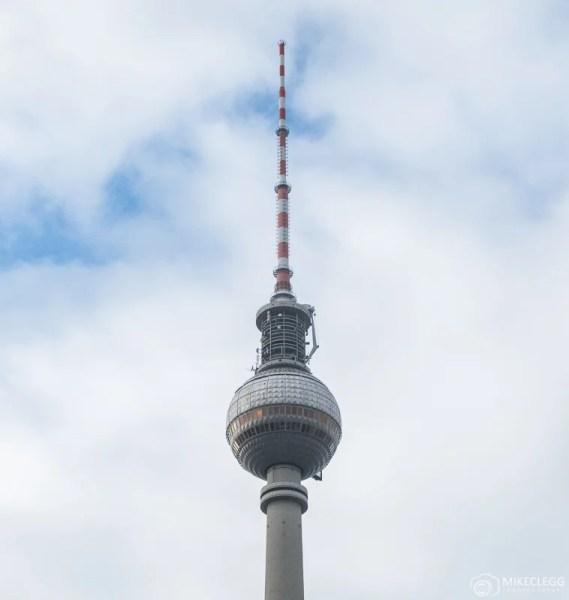 Berliner Fernsehturm, Berlim