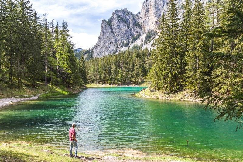 Gruner See, Áustria