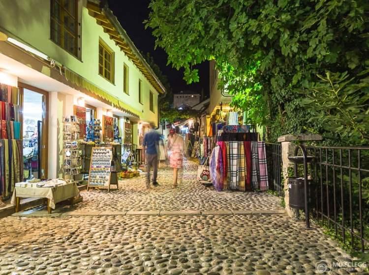 Rua Jusovina em Mostar