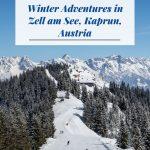 Aventuras de inverno em Zell am See, Kaprun, Áustria