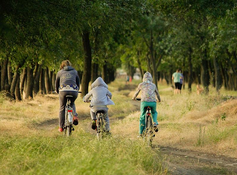 Ciclismo Familiar