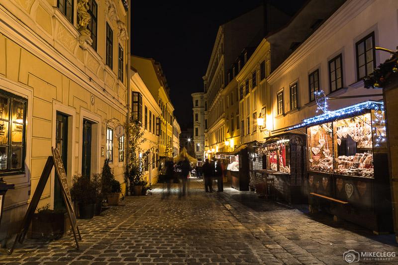 Spittelberg no Natal, Viena