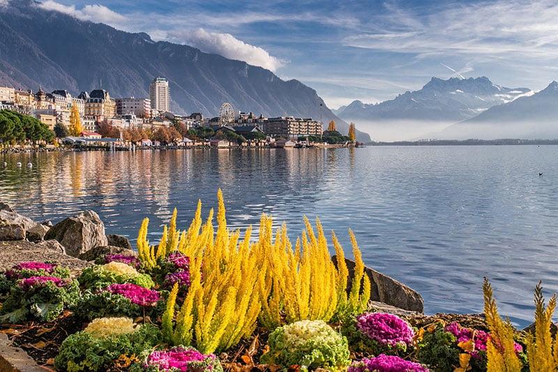 Montreux, Suíça