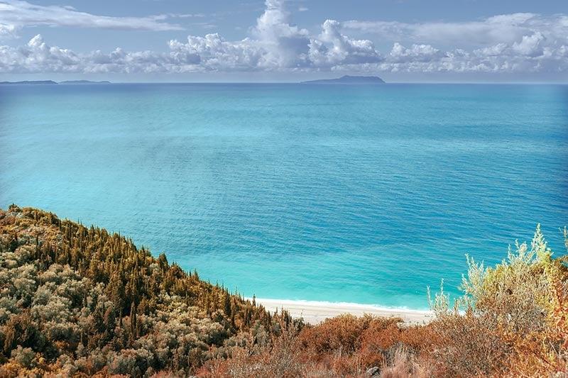 Praia na Albânia