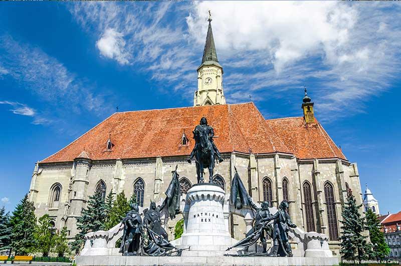 Igreja de São Miguel em Cluj-Napoca