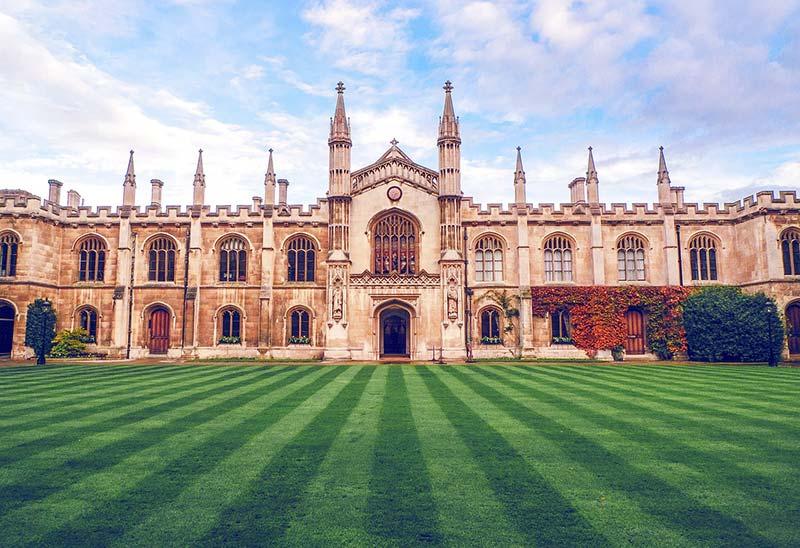Arquitetura em Cambridge