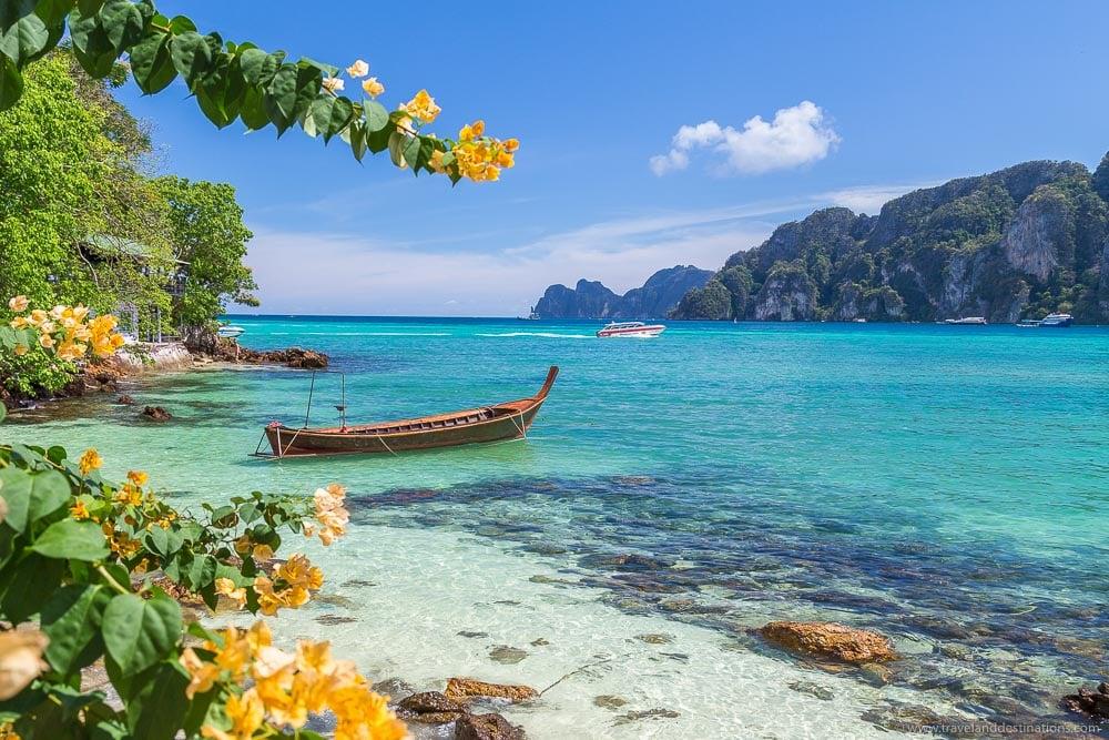 Tailândia - Praias e paisagens