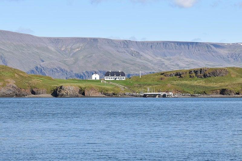 Ilha Videy, Islândia