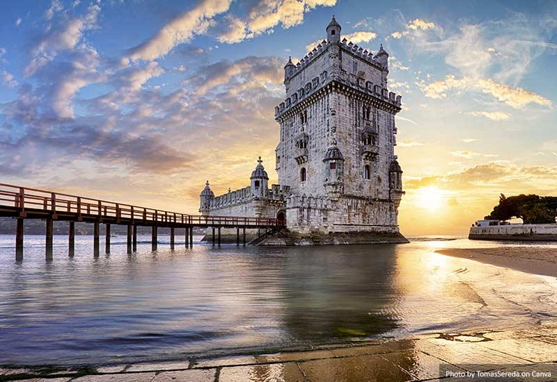 Torre de Belém - Rio Tejo