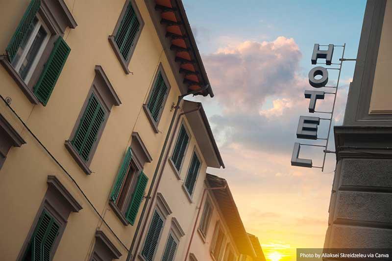 Inscreva-se para um hotel em Florença