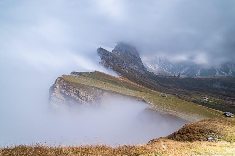 Seceda Dolomites