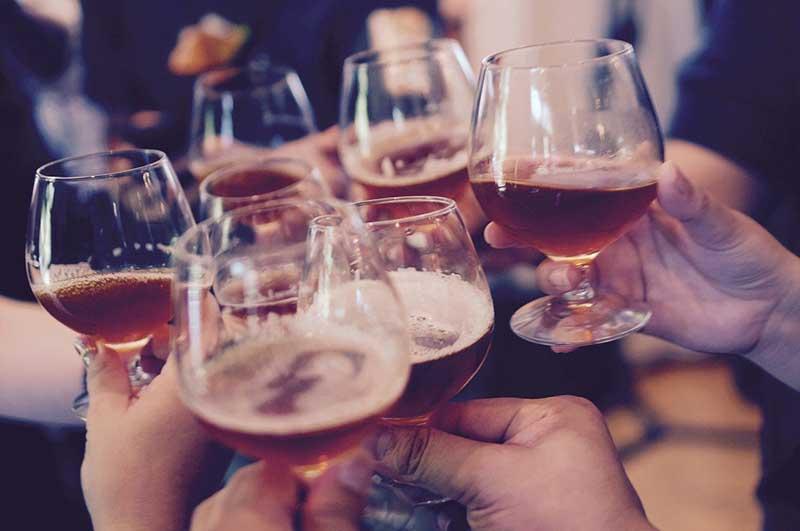 Cervejas para animar