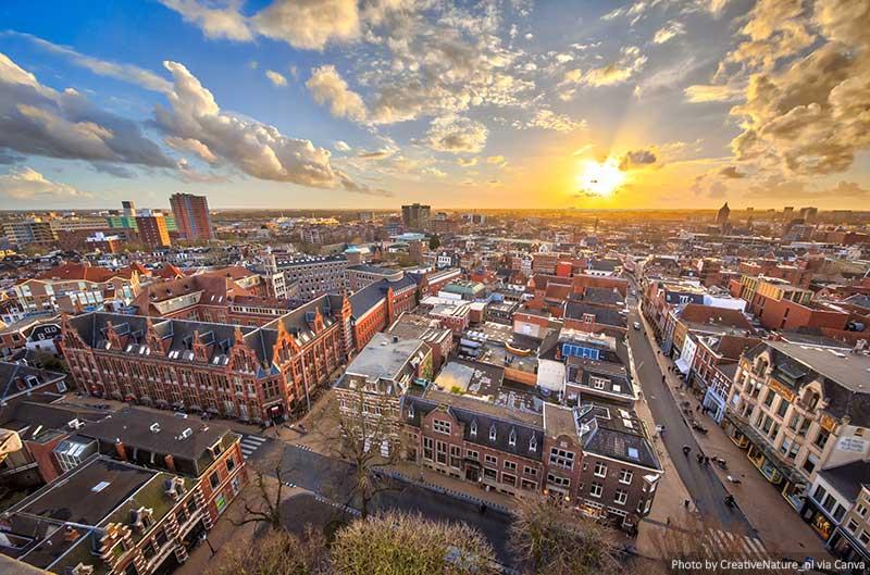 Cidade de Groningen