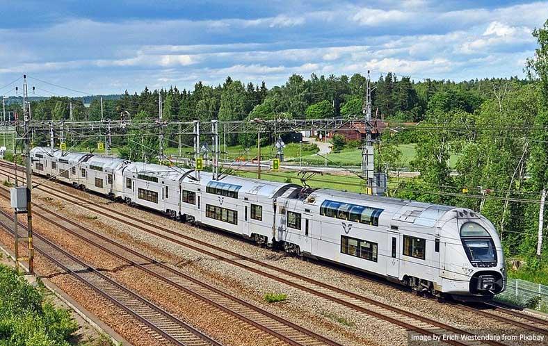 Treinar na Suécia