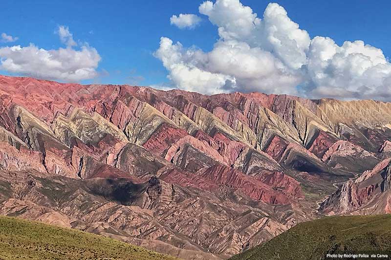 Montanhas Hornocais