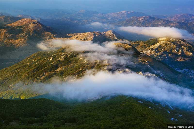 Parque Nacional das Montanhas Lovcen