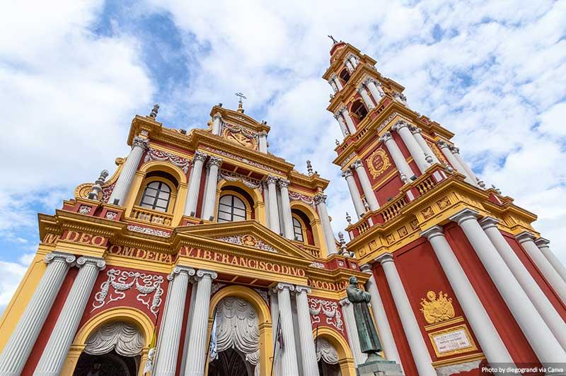 Igreja de São Francisco - Salta