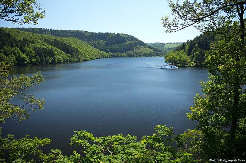 Lago Rur Dam