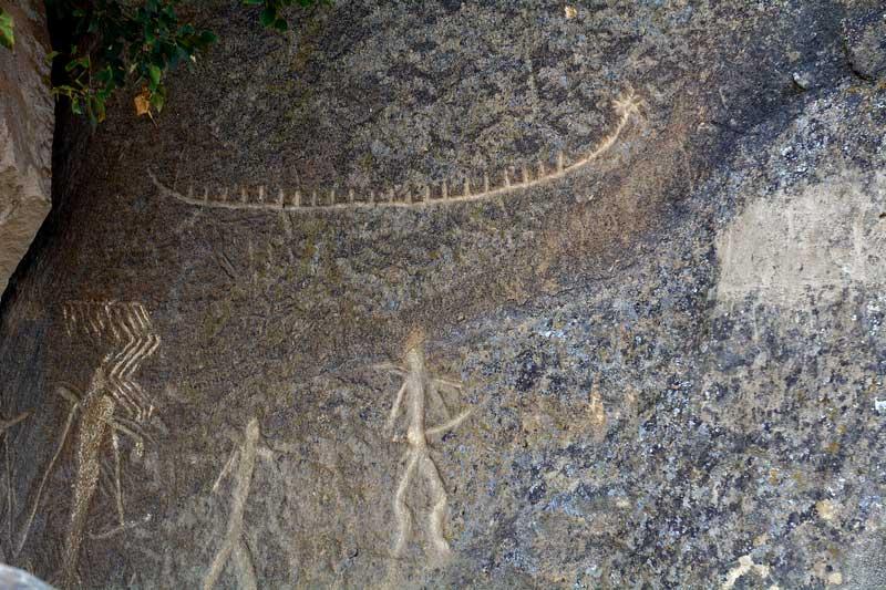 Esculturas rupestres Qobustan