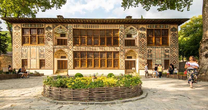 Palácio Sheki Khan