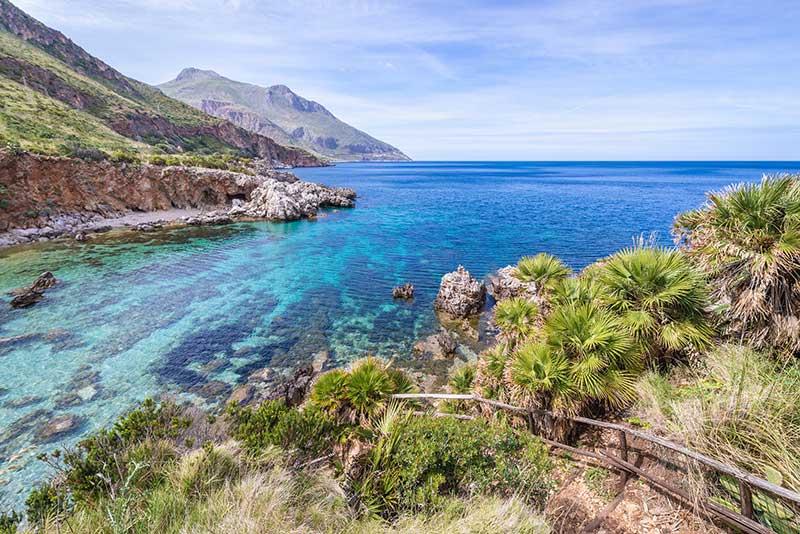 Reserva Natural Zingaro, Sicília