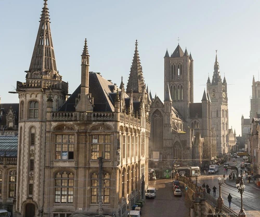 Ghent na Bélgica