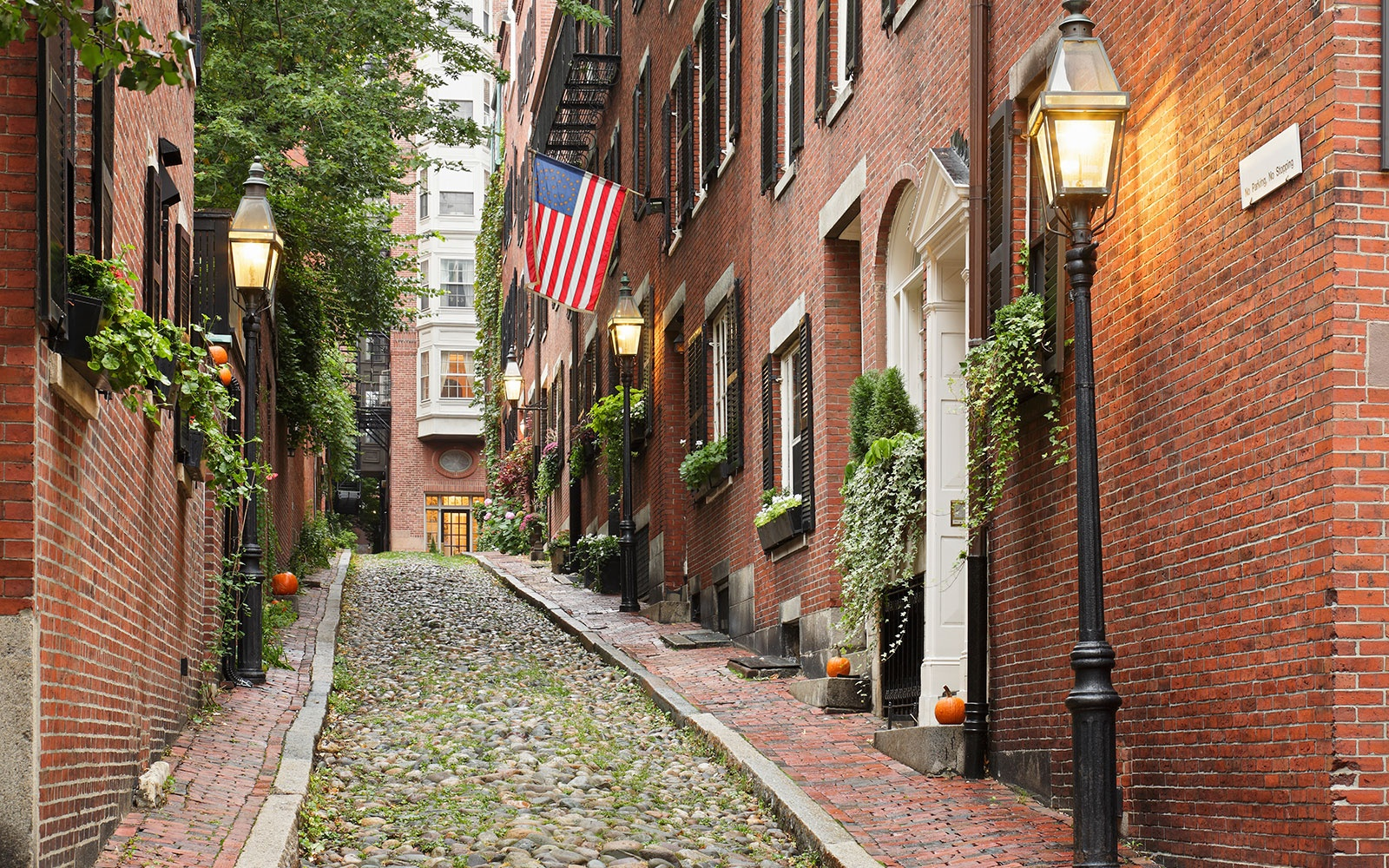 7 Boston - America 20 Charming Cities Travel Leisure