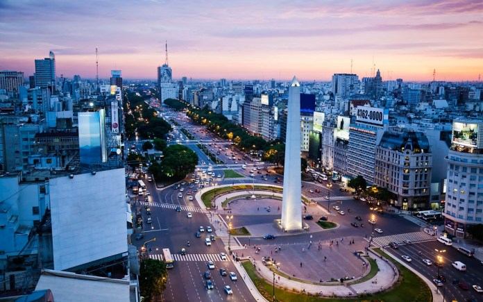 Best Countries for Solo Travelers - Argentina