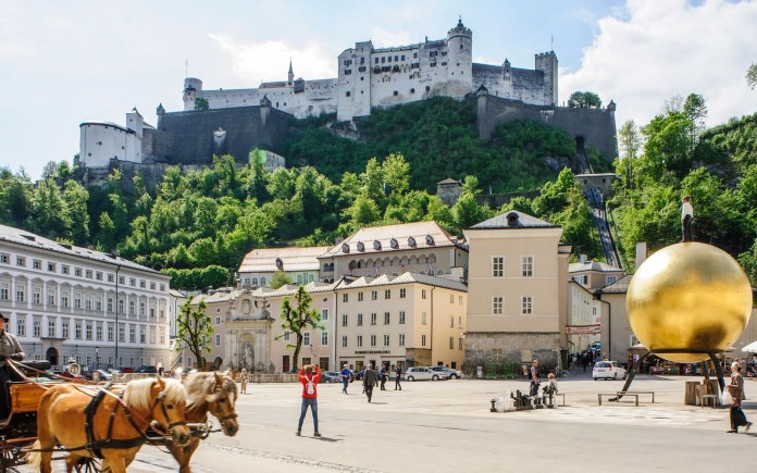 Best Countries for Solo Travelers - Austria