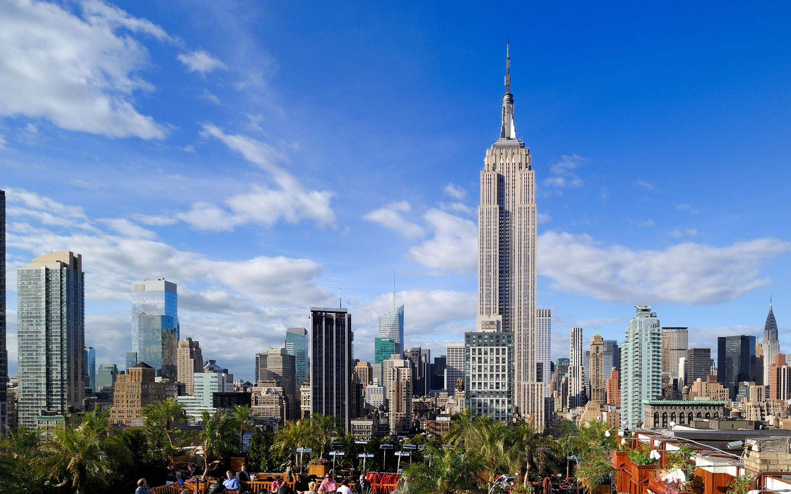 Empire State Building Attraction