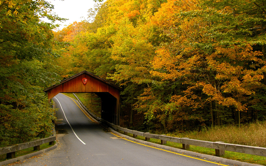 Best Fall Drives In The United States Speed Spectator