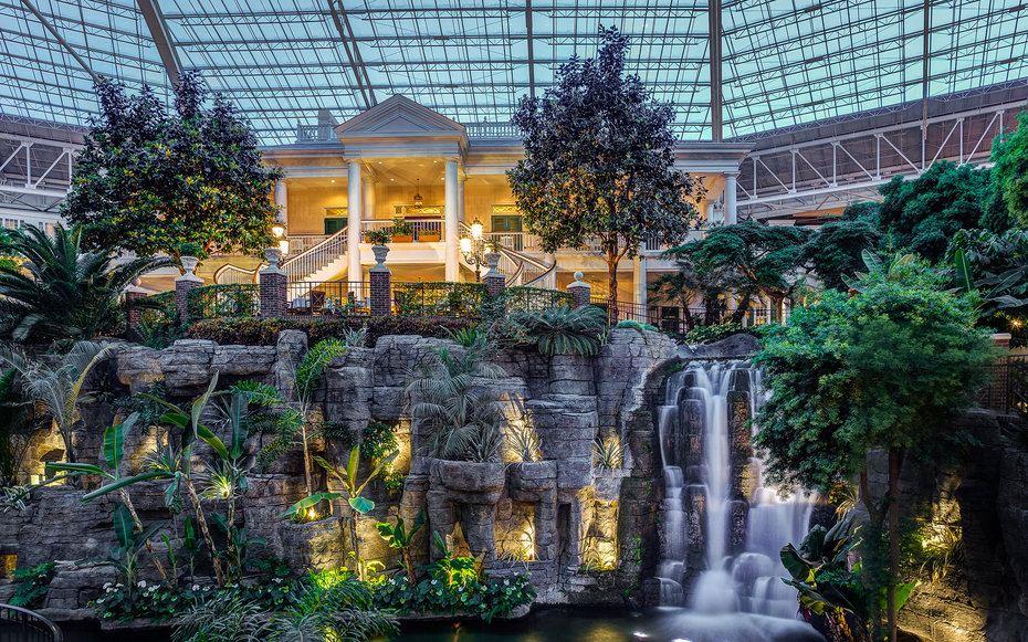 Gaylord Opryland Resort & Convention Center in Nashville