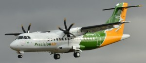 Precision Air East Africa Tanzania
