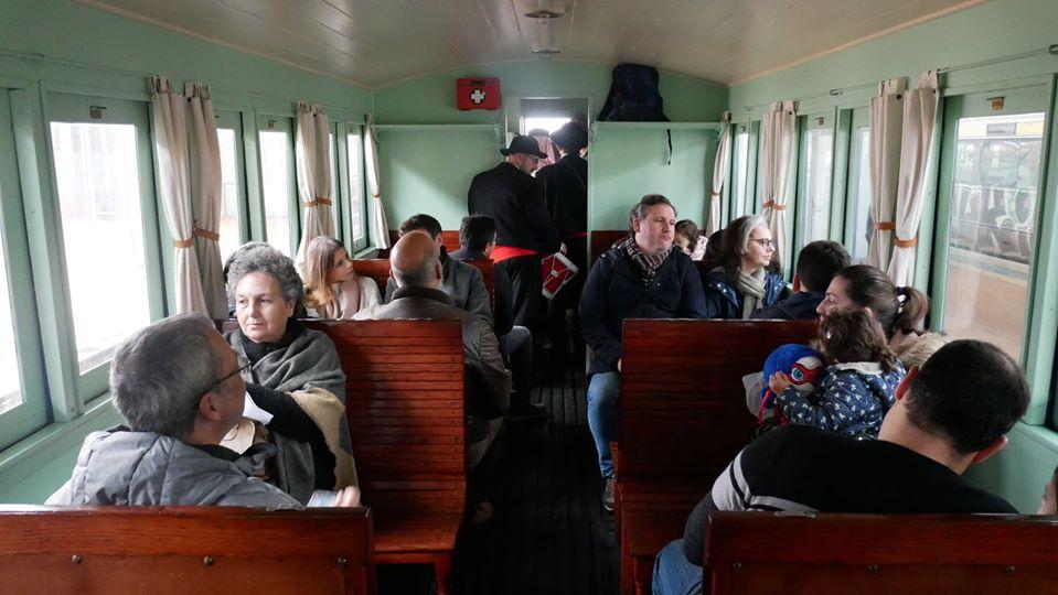 Comboio Histórico Vouga