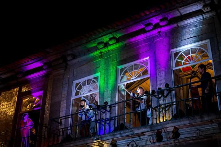 Festival Varandas Em Casa