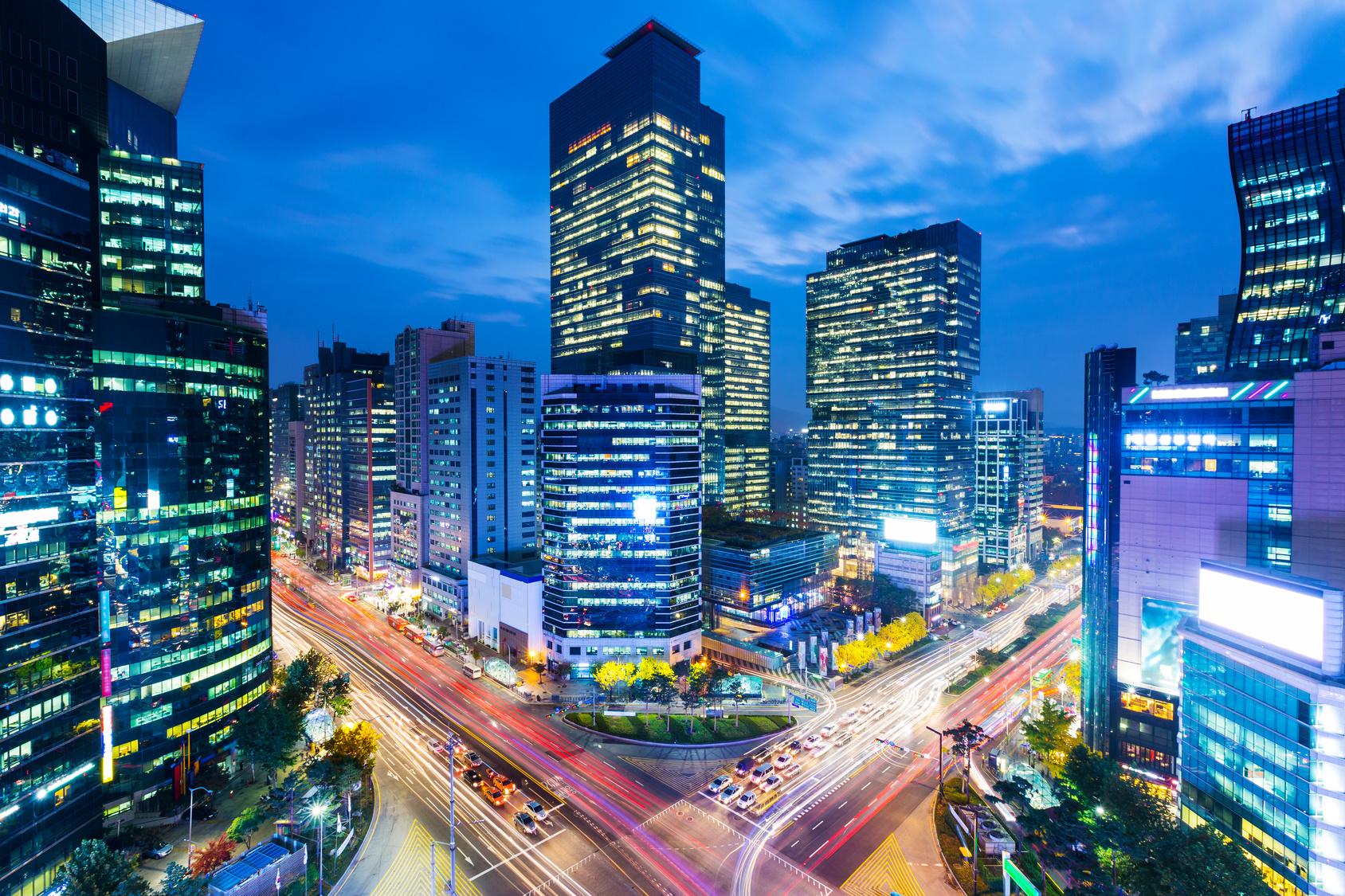 teaching job in Seoul