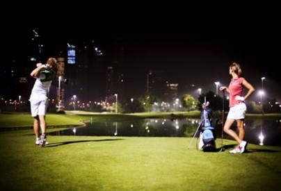 Golf Activities in Dubai