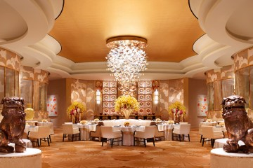 Sichuan Moon at Wynn Palace was also announced as 'Restaurant of the Year' worldwide, the first time it has ever given such a distinction.