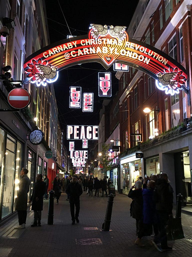 Londyn, Święta
