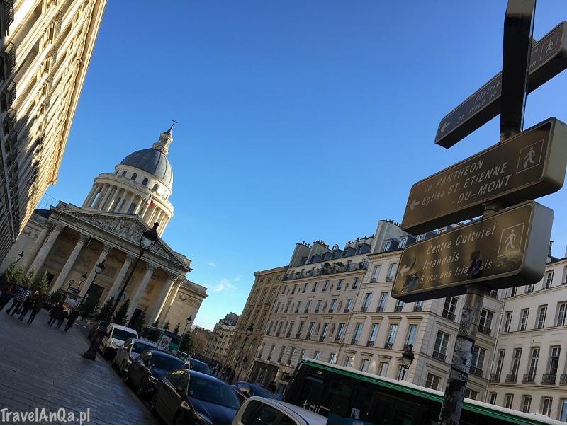 Paryż, Pantheon