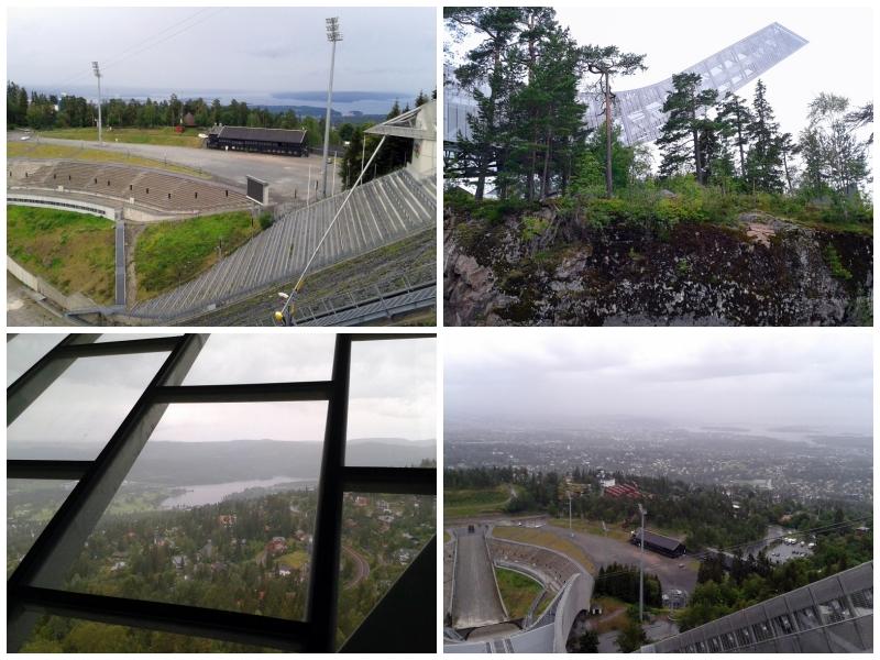 Oslo co warto zobaczyć, Skocznia