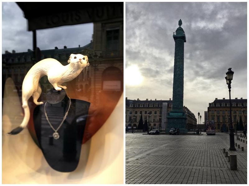 Paryż, Plac Vendome