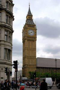 Londyn, Big Ben.