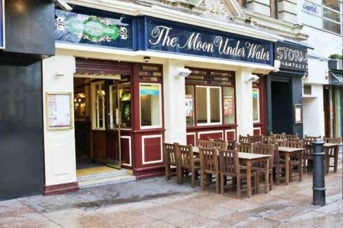 Londyn gdzie zjeść