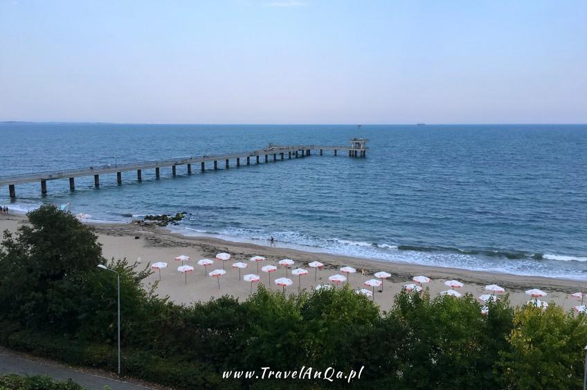 Bułgaria - Warna - wspaniała plaża