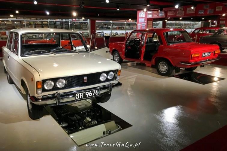 Retro Muzeum w Warnie - Fiat