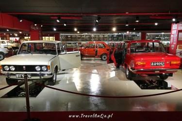 Warna Retro Muzeum - samochody