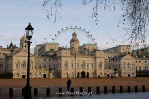 Londyn gotowa trasa zwiedzania dzień 2, Horse Guards Parade